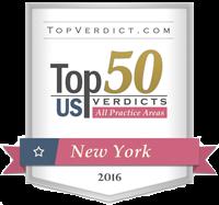Top 50 Verdicts in 2016