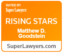 Super Lawyers - Matthew D. Goodstein