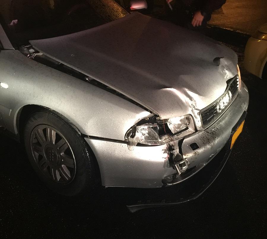 Latoya Vehicle Damage
