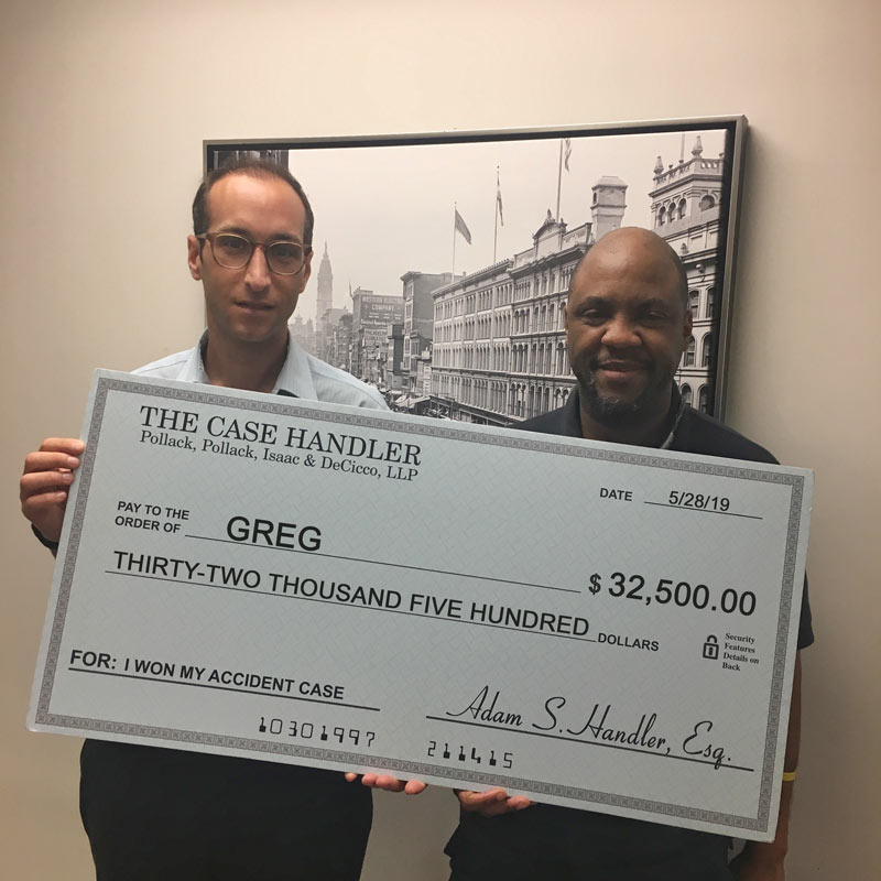 Tribeca Sideswipe Accident Lawyers Greg