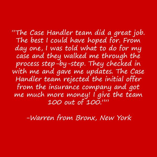Bronx Auto Collision Lawyers Review Warren