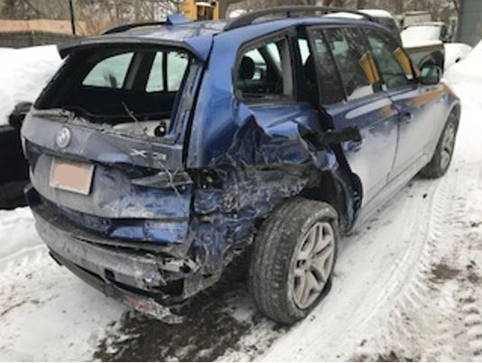 Brookhaven Rear End Accident Attorney Review Barrington