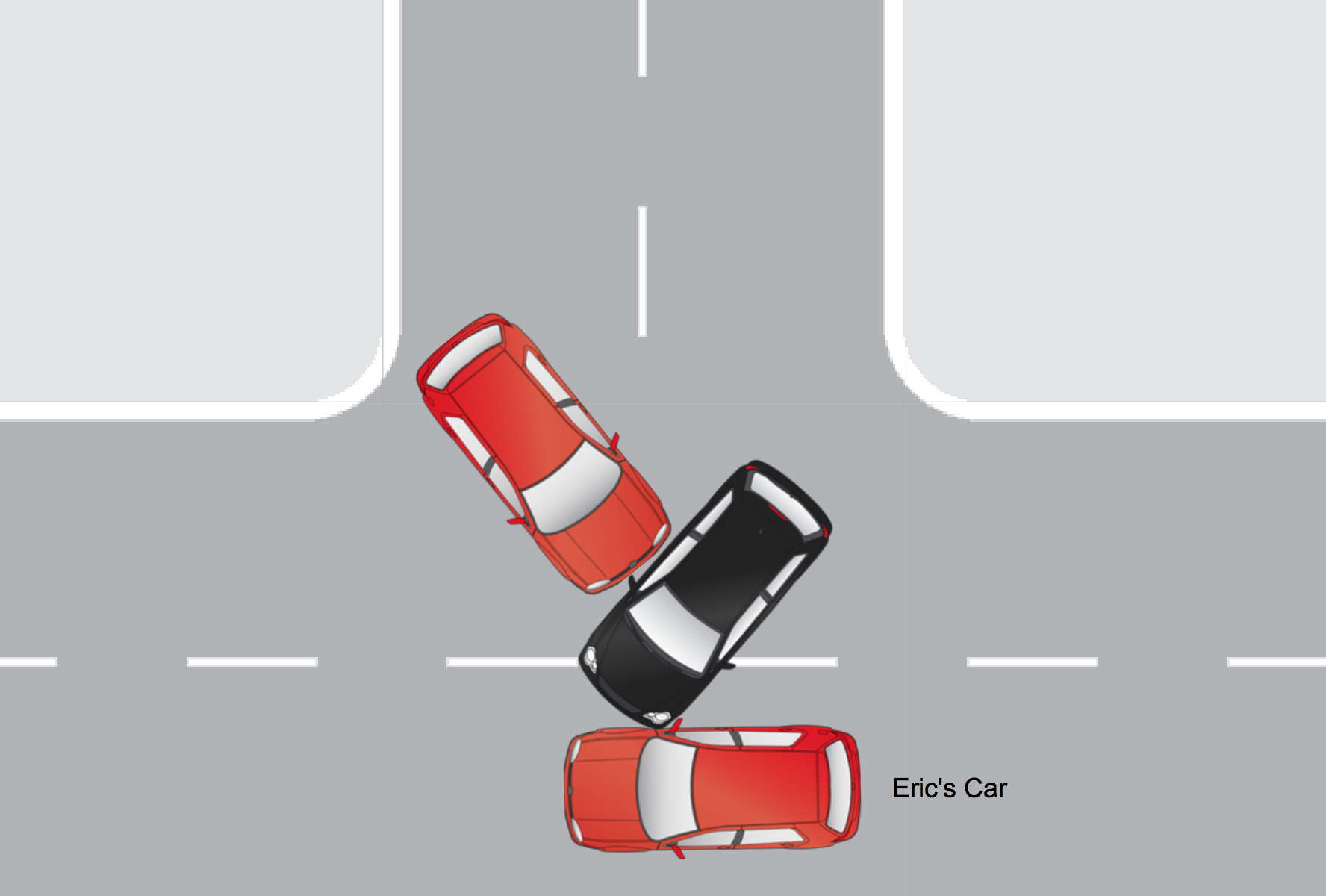 Eric's Accident