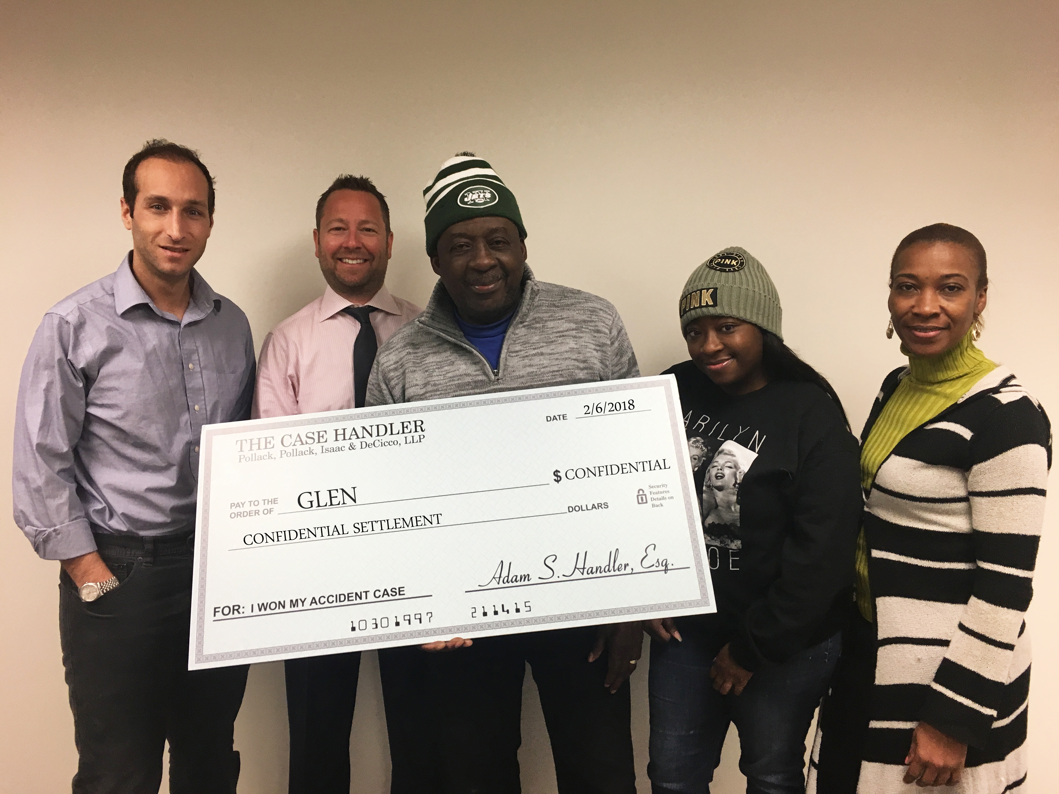 bronx accident lawyer review: glen