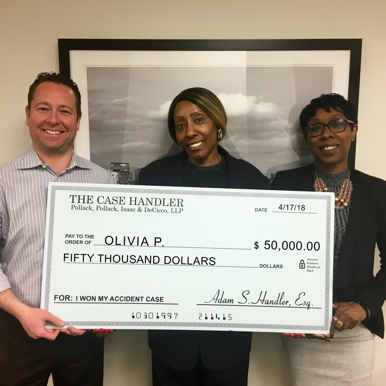 Mt Vernon Sideswipe Accident Lawyer Olivia P