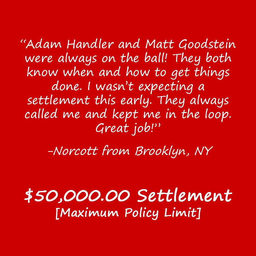 Brooklyn Auto Accident Attorney Norcott